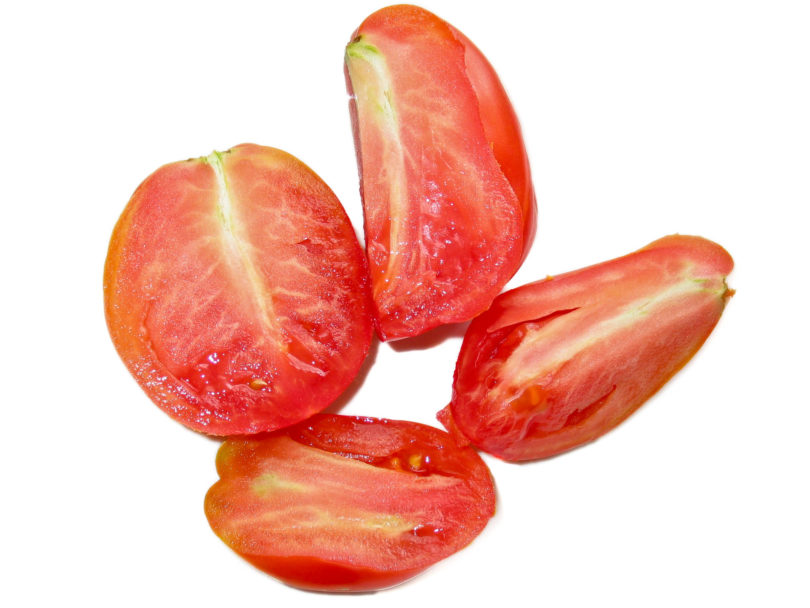 Die Früchte schmecken saftig und würzig