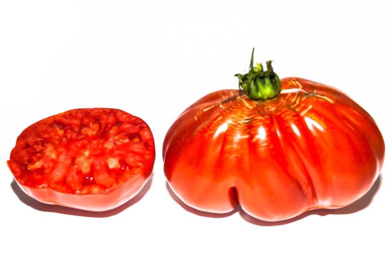 Die Tomate gibt es mittlerweile auch häufig im Handel