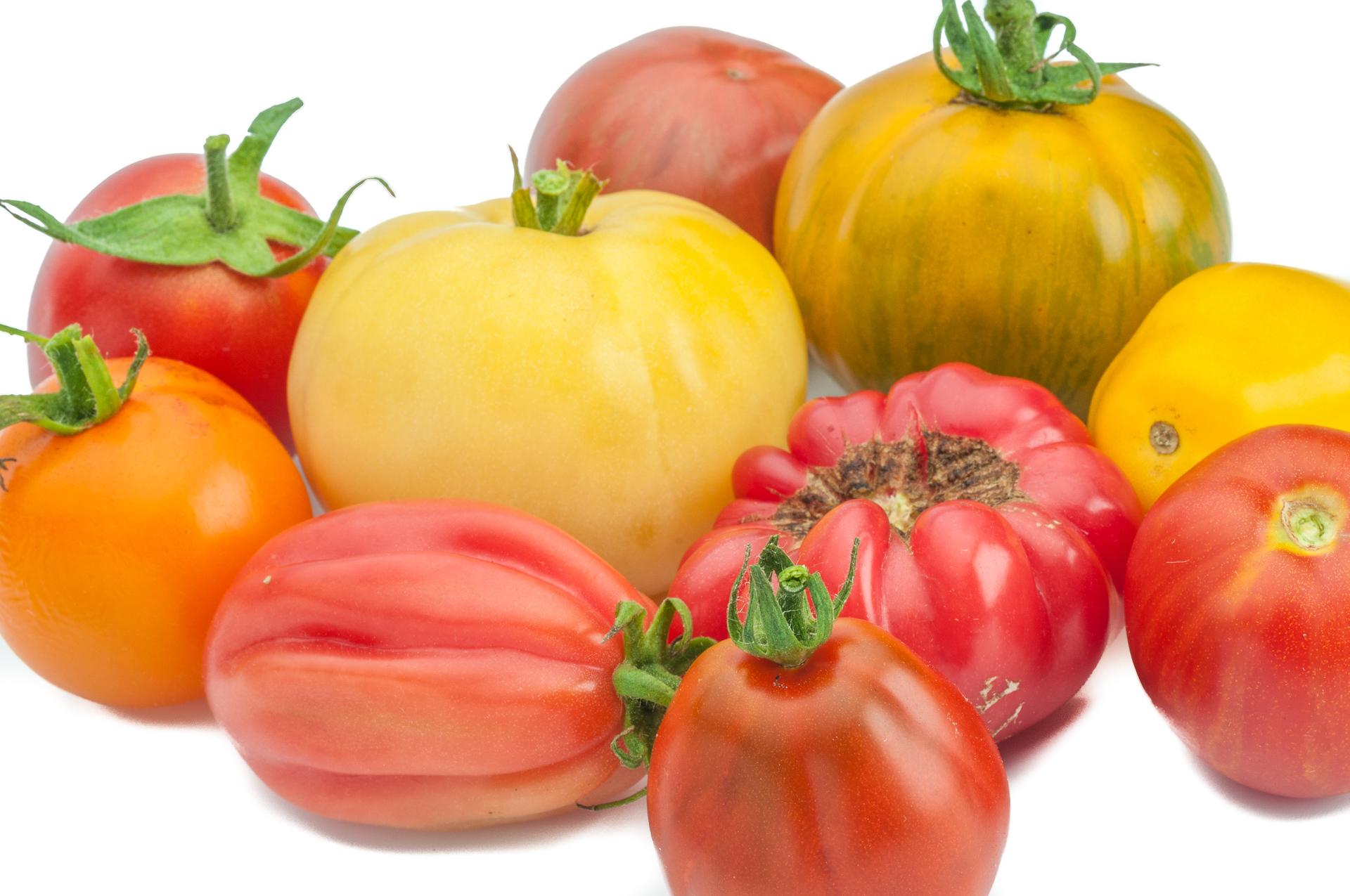 Tomatentypen